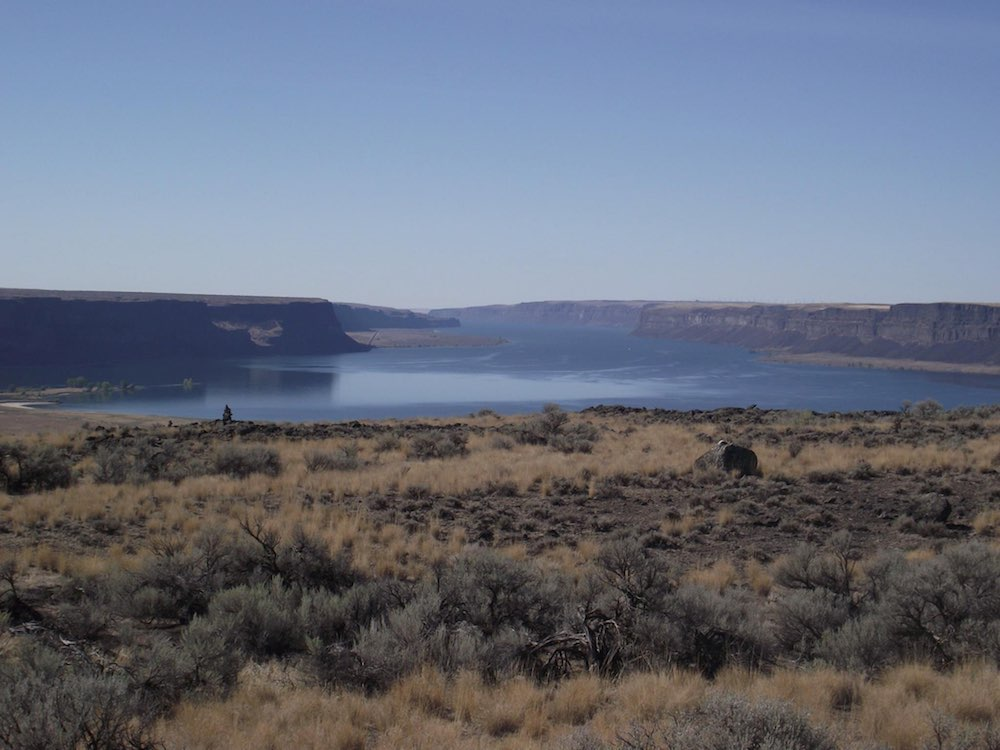 Grand Coulee Area